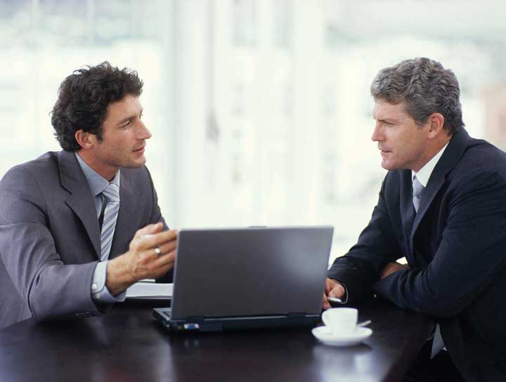 Image result for business conversation